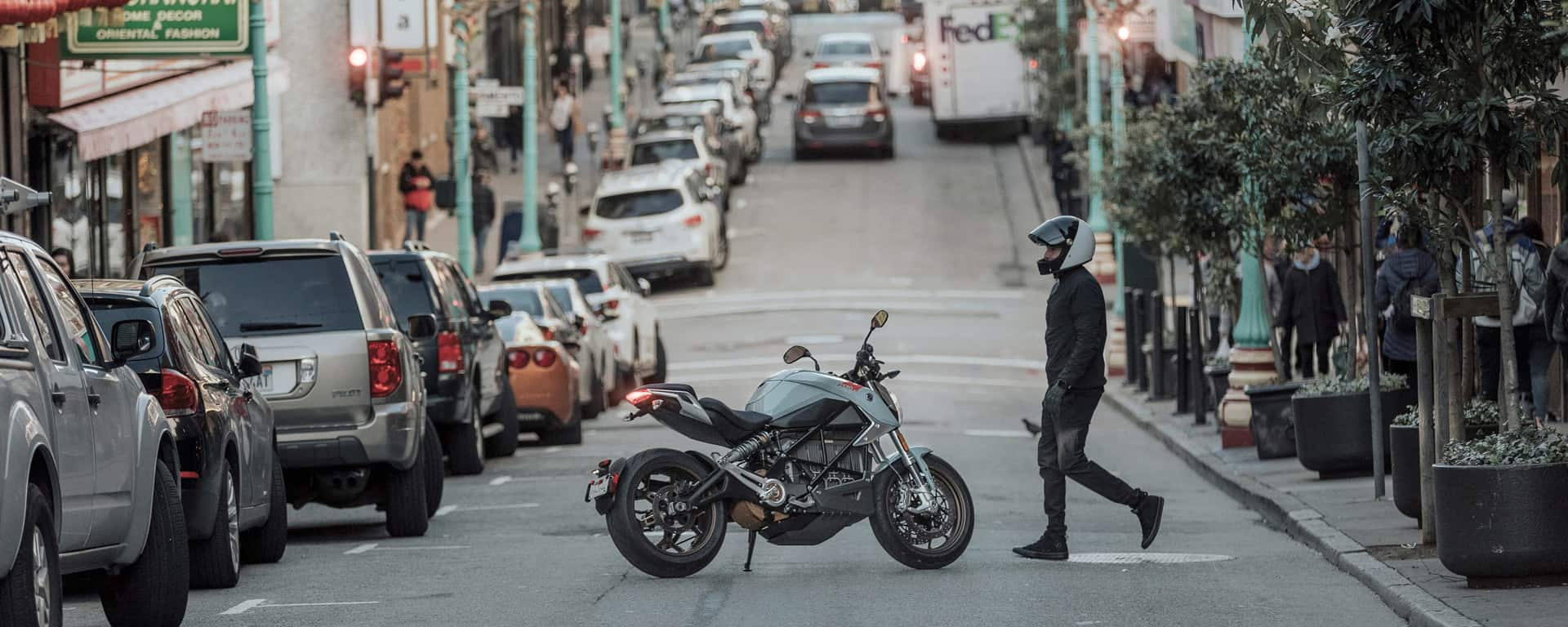 2020 Zero Electric Motorcycles